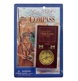 Compass: Lewis and Clark