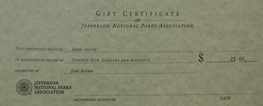Store Gift Certificate-$25.00
