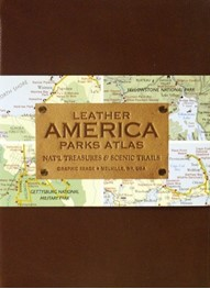 Leather America Parks Atlas