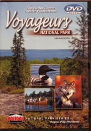 DVD: Voyageurs National Park