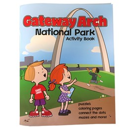 Activity Book: Gateway Arch